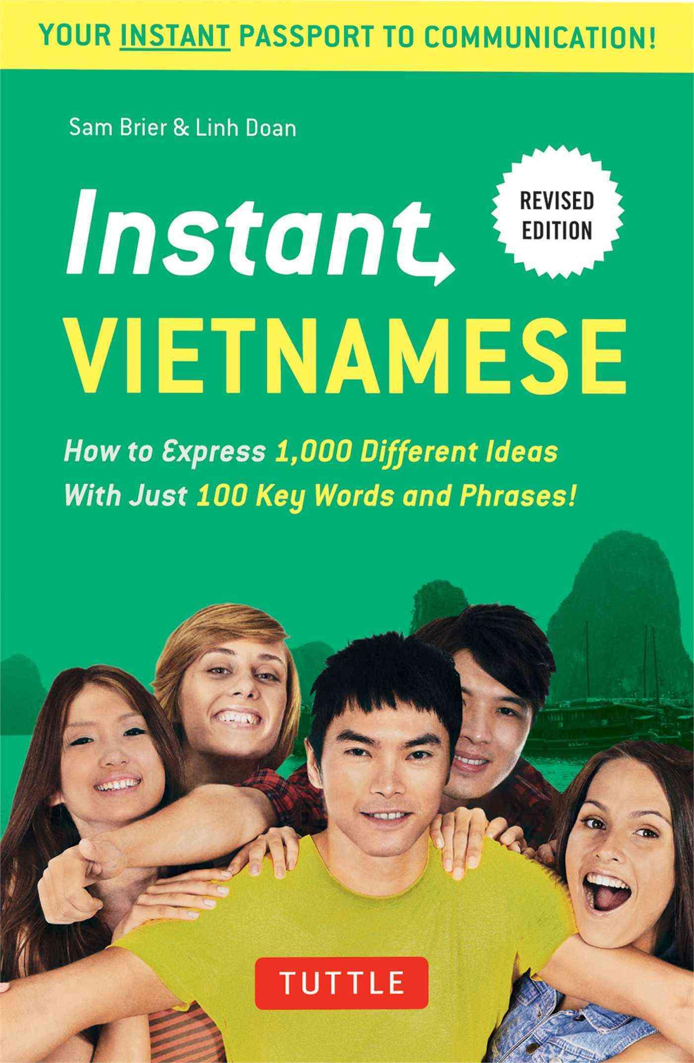 Instant Vietnamese By Brier, sam/ Doan, Linh