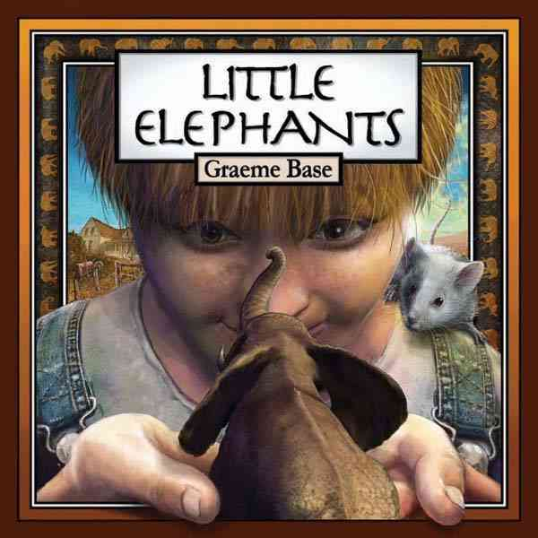 Little Elephants By Base, Graeme